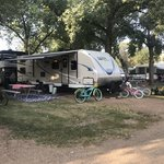 Red trail campground