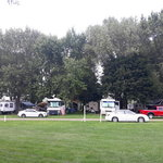 River trail crossing rv park