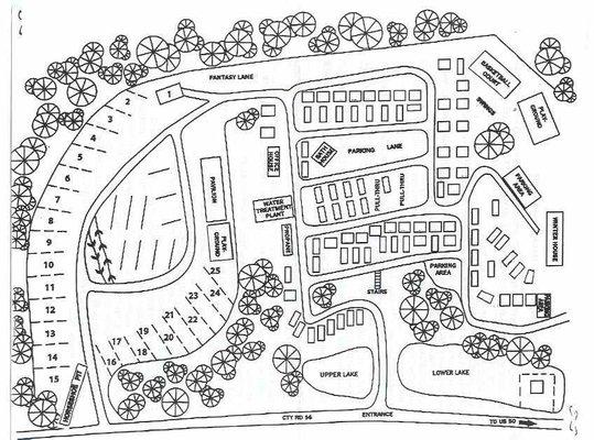 Carthage gap rv park