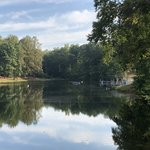 Forest hill lake and campground