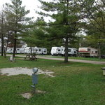Wooded acres campground lindsey oh