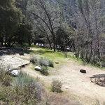Limestone campground