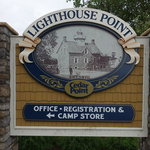 Lighthouse point campground