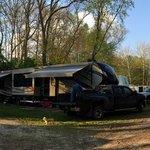 Frontier campground ohio