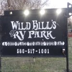 Wild bills rv trailer park