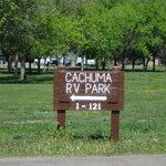Cachuma lake recreation area