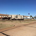 Americas best value inn rv park