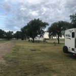 Panhandle campground oklahoma