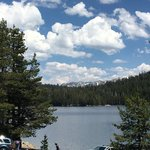 Lodgepole overflow campground