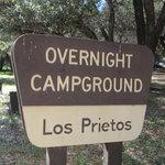 Los prietos campground