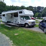Indian brave campgrounds