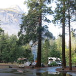 Lower pines campground