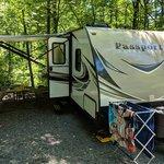 Adventure bound camping resort at eagles peak