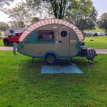 Wheel in campground