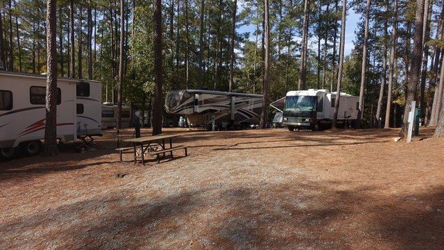 Photo 1 of 18 of Lake Hartwell Camping & Cabins ...