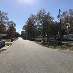 Oak plantation campground