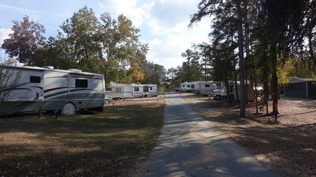 Carolina landing rv resort