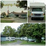 Swamp fox campground