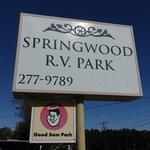 Springwood rv park