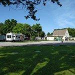 Clarksville rv park campground