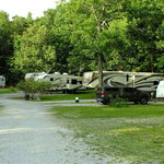 Breckenridge lake rv campground
