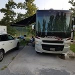 Blue water resort rv campground