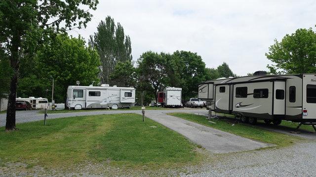 Tanbark campground