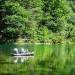Watauga dam campground