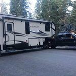 Manzanita lake campground