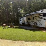 Fall hollow campground