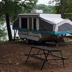 Greenlee fall creek campground
