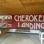 Cherokee landing tennessee