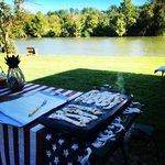 Riverside rv park resort