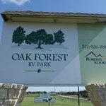 Oak forest rv park