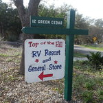Top of the hill rv resort