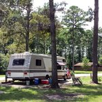 Powell park camping resort marina