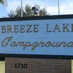 Breeze lake campground