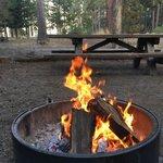 Meeks bay campground