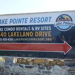 Lake pointe resort
