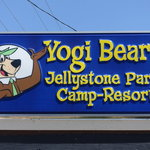 Yogi bears jellystone park hill country