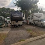 Sandy lake rv park