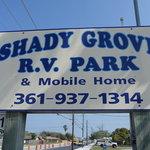 Shady grove mobile home rv park
