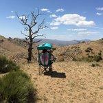 Mid hills campground