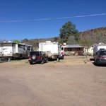 Overland trail campground