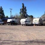 Overland trail campground