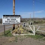 Fort stockton rv park