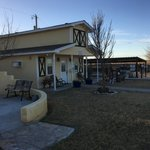 Hilltop rv park ft stockton tx