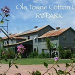 Ole town cotton gin rv park