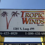 Tropic winds resort
