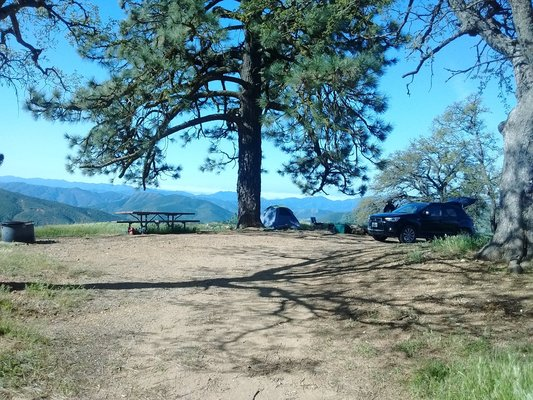 Miranda pines campground